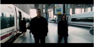 El ultimátum de Bourne. Estación de Atocha. Madrid Film Office