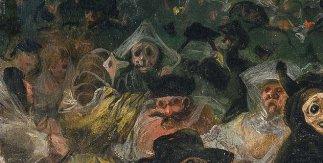 Entierro de la sardina. Francisco de Goya