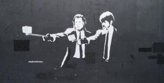 Grafiti #SelfieWallFiction