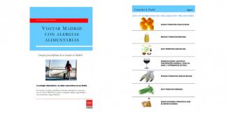 Guía Visita Madrid con alergias alimentarias