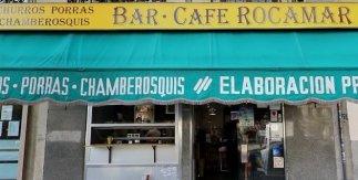 Chocolatería Bar Rocamar
