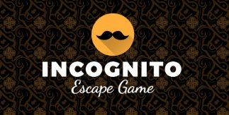 Incognito Escape Game