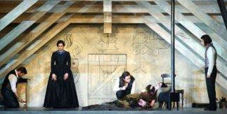 La Bohème. Catherine Ashmore