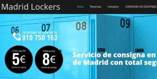 Madrid Lockers