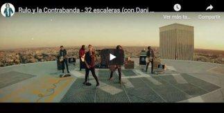 Rulo y la Contrabanda - 32 escaleras (con Dani Martín) Videoclip Oficial