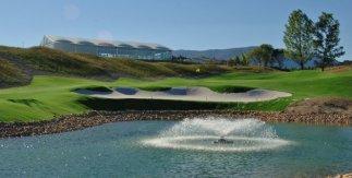 La Peñuela Golf Shot