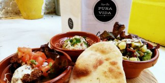 Pura Vida Vegan Bar