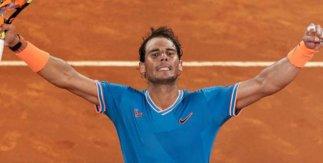 Rafael Nadal. © Mutua Madrid Open 09/05/2019