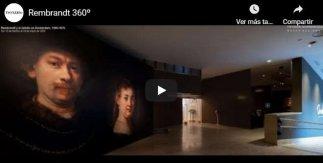 Visitas virtuales de toda la colección permanente y de la extraordinaria exposición sobre Rembrandt y el retrato en Ámsterdam, 1590-1670