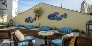 Vincci The Mint Terraza